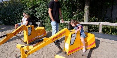 Afbeelding bij Playgrounds