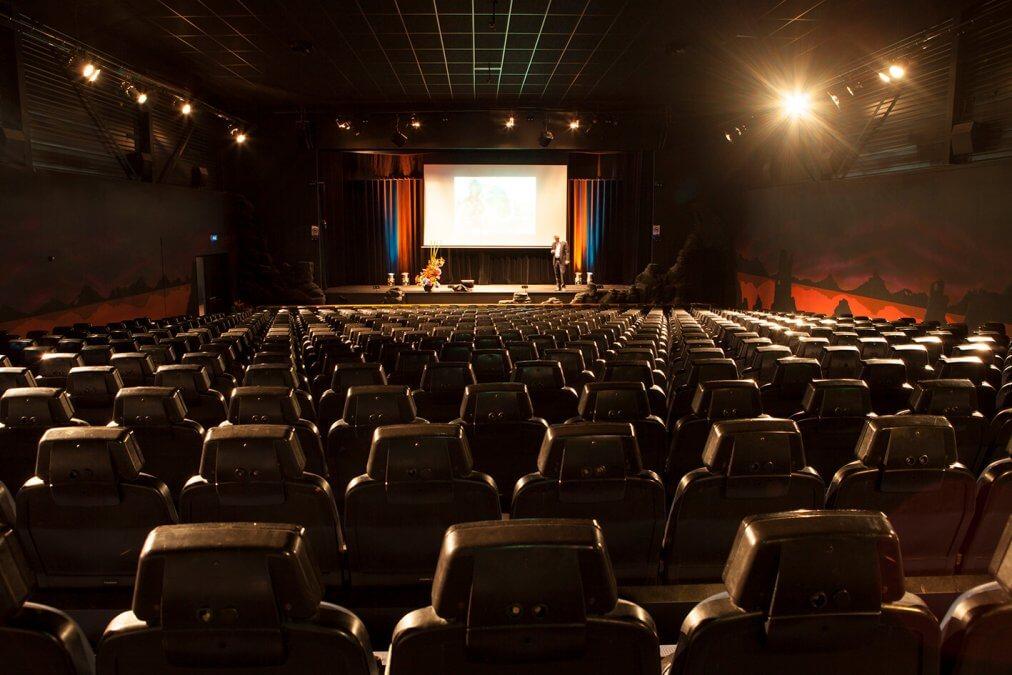 theater zeezicht