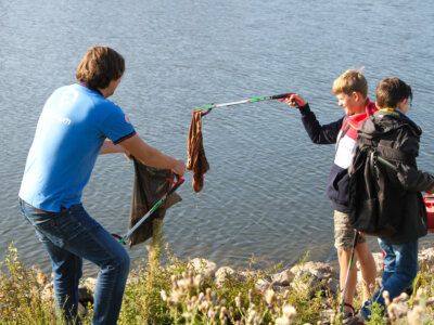 Foto - World Cleanup Day 2020
